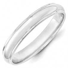 10KW 4mm Half Round with Edge Band Size 10