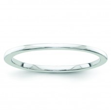 14KY 3mm Half Round with Edge Band Size 7
