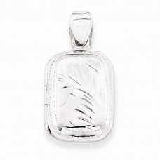 Sterling Silver 17mm Locket